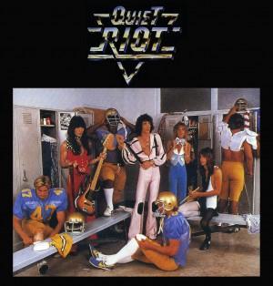 Quiet Riot - II - promo cover pic - 1978 - #775QRRRMO