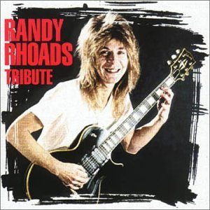 Randy Rhoads - Tribute - promo cover pic - #2000RRMOCT
