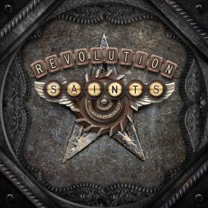 Revolution Saints - promo album cover pic - 2015 - #8333RSMO