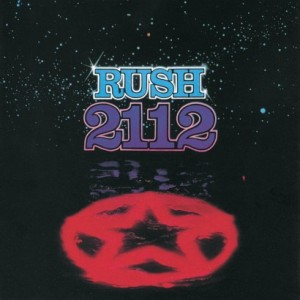 RUSH - 2112 - promo album cover pic - #2112MORHLP