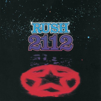 RUSH - 2112 - promo album cover pic - #2112MORHLP