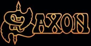 Saxon - classic band logo - #820325SMOBB