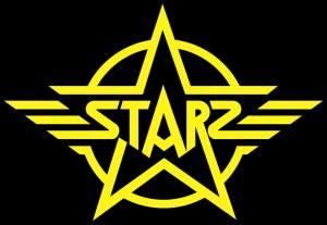 Starz - classic band logo - 2015 - 0322SMO