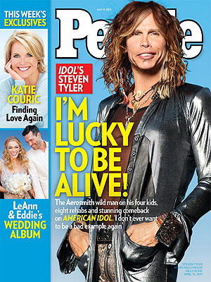 Steven Tyler - People Magazine - cover promo - #7767STMO26