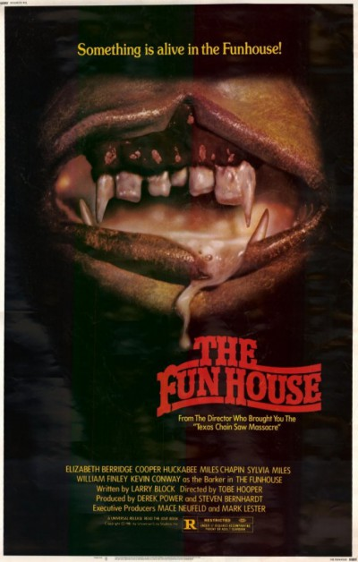 The Fun House - promo poster pic - 1981 - #810313MO