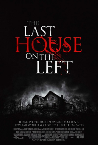 The Last House On The Left - promo movie poster - 2009 - #0313TLHOTLMO