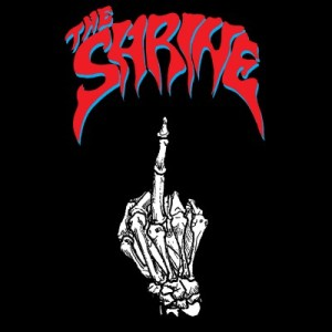 The Shrine - Waiting For The War - promo album cover pic - 2015 - #0327TSMO