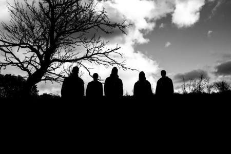 A Secret Revealed - promo band pic - 2015 - #4467ASRMO