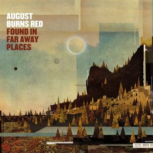 August Burns Red - Found In Far Away Places - promo album cover pic - 2015 - #0417ABRMO