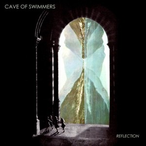 Cave Of Swimmers - Reflection - promo album cover pic - 2015