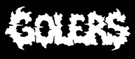 Golers - band logo - 2015 - #00102MOG