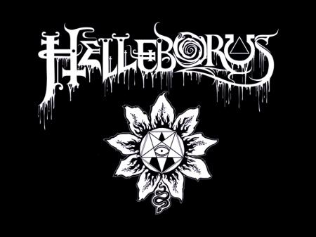 Helleborus - band logo - 2015 - #HMO160466