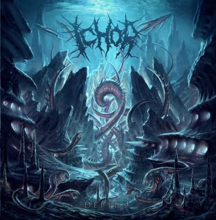 Ichor - Depths - promo album cover pic - 2015 - #30MOI177