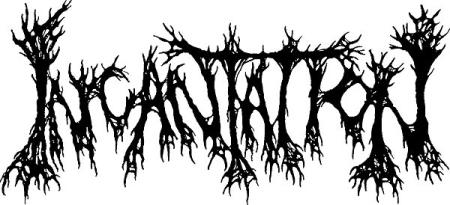 Incantation - Classic Band Logo - #04082015IMO736