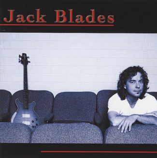 Jack Blades - Italian CD - promo cover pic - Frontiers Music - 2004