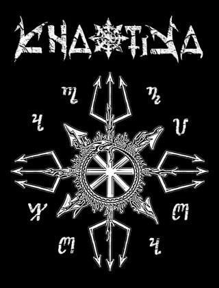 Khaotika - promo band logo - 2015 - #06KMO33