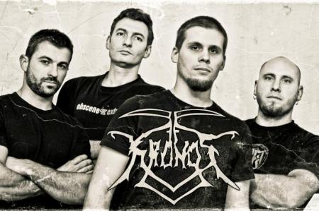 Kronos - promo band pic - 2015 - #6659KMO