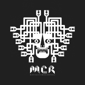 Medusa Crush Recordings - record label - logo - 2015