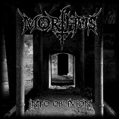 Morthus - Into Oblivion - promo album cover pic - 2015 - #MMMMO6