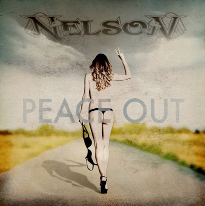 Nelson - Peace Out - promo album cover pic - 2015 - #05NMOPO33