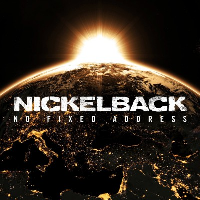 Nickelback - No Fixed Address - promo album cover pic - 2014 - #99740