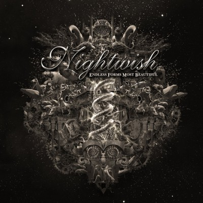 Nightwish - Endless Forms Most Beautiful - promo album cover pic - 2015 - #44008