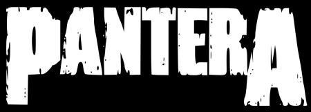Pantera - Classic Band Logo - #1991DDABV1FMO1