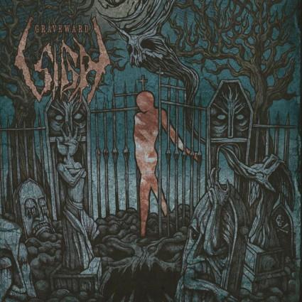 Sigh - Graveward - promo album cover pic - 2015 - #9909SMO
