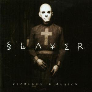 Slayer - Diabolus In Musica - promo album cover pic - #KKJHTASMO0031