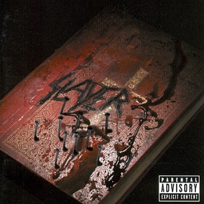Slayer God Hates Us All - promo cover - #JHKK008MO