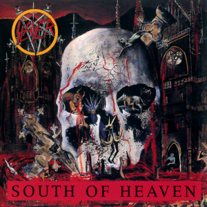 Slayer - South Of Heaven - promo album cover pic - #667701SMOJH