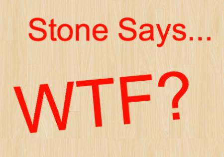 Stone Says - WTF? - promo heading banner - Metal Odyssey - 2015