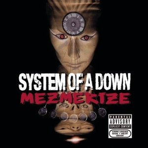 System Of A Down - Mezmerize - promo album cover pic - #330412MO