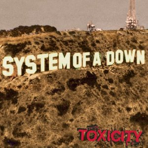 System Of A Down - Toxicity - promo album cover pic - #0412MOSOAD777