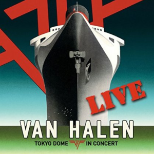 Van Halen - Tokyo Dome In Concert - promo cover pic - 2015 - #VHMO04