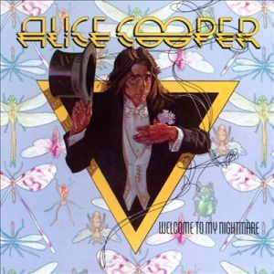 Alice Cooper - Welcome To My Nightmare - promo album cover pic - #70SACMO0530
