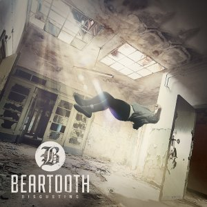 Beartooth - Disgusting - promo album cover pic - 2015 - MOB0531