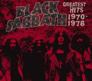 Black Sabbath - Greatest Hits - 1970 - 1978 - promo album cover pic - #BSMO0530