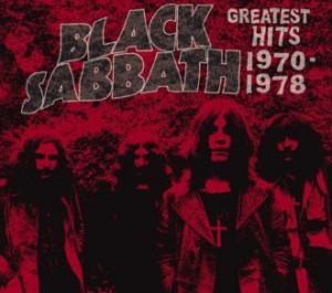 Black Sabbath - Greatest Hits - 1970 - 1978 - promo album cover pic - #BSMO0530