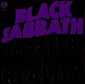 Black Sabbath - Master Of Reality - promo album cover pic - #9090BSMOwhoa