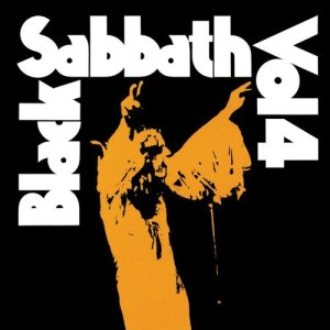 Black Sabbath Vol 4 - promo album cover pic - #1972MOBS