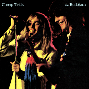 Cheap Trick - At Budokan - promo album cover pic - 052279CTMO