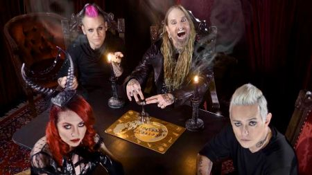 Coal Chamber - publicity approved photo - 2015 - #0512MO