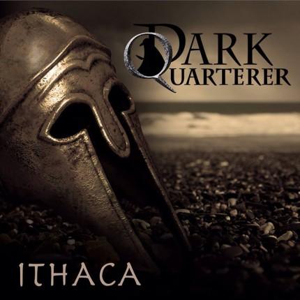 Dark Quarterer - Ithaca - promo vinyl album cover pic - 2015