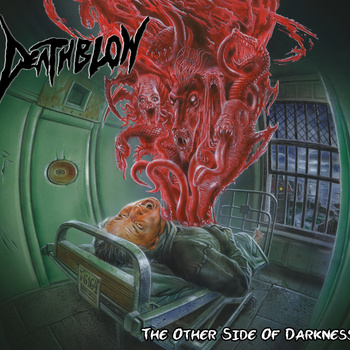 Deathblow - The Other Side Of Darkness - promo album cover pic - 2015