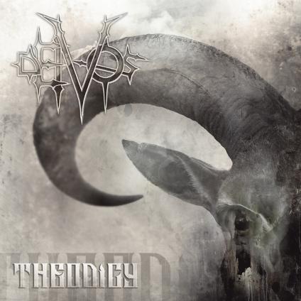 Deivos - Theodicy - promo album cover pic - 2015 - #DMMO