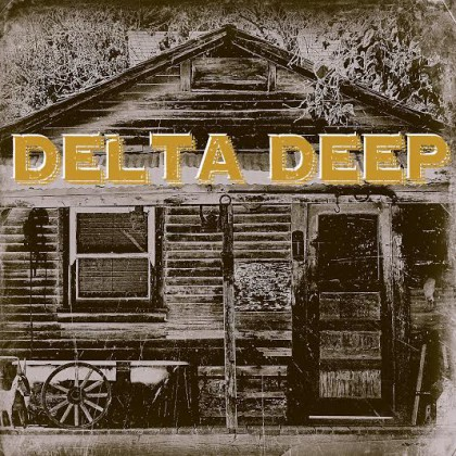 Delta Deep -promo album cover pic - 2015 - #052215PCMO