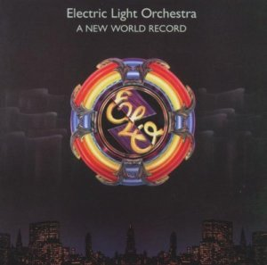 Electric Light Orchestra - A New World Record - promo album cover pic - #99339ELOMO