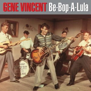 Gene Vincent - Be Bop A Lula - promo cover pic - #5750SMO