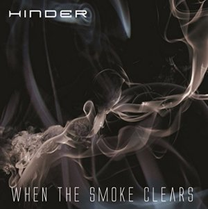 Hinder - When The Smoke Clears - promo album cover pic - 2015 - #05MOH